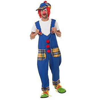 Salopette de clown 'Beppo' pour homme ou femme