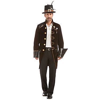Steampunk Mantel für Herren