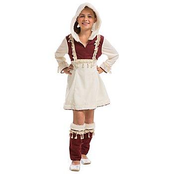 buttinette Eskimo Kostüm für Mädchen