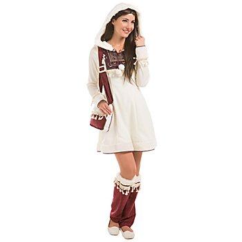 buttinette Eskimo Kostüm für Damen