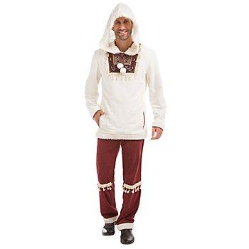 buttinette Kostüm 'Eskimo' für Herren