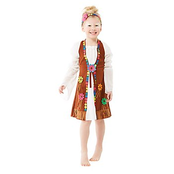 Costume de hippie 'Flower Power' pour enfants