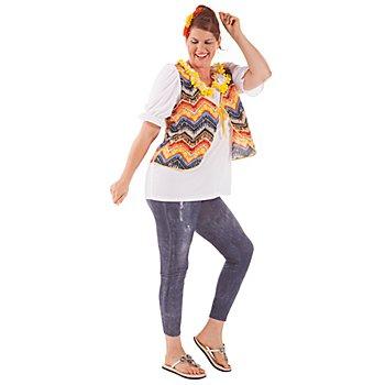 buttinette Costume de Mexicaine 'Carla' pour femmes, multicolore