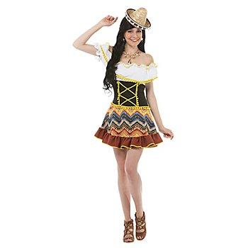 buttinette Mexikanerin Kostüm 'María'
