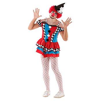 Clown Kleid 'Coco' für Herren