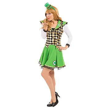 St. Patrick's Dress Kostüm für Damen