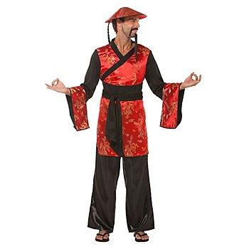 buttinette Asien Kostüm 'Ao Yun'