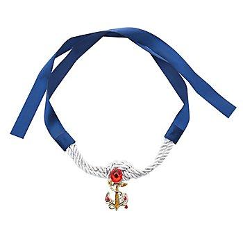 Halskette mit Anker