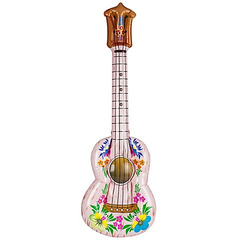 Image of Aufblasbare Hippie Gitarre