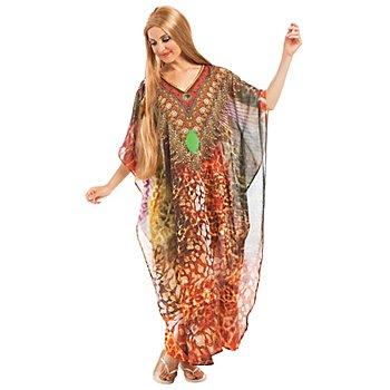Hippie-Tunika 'Peace', bunt