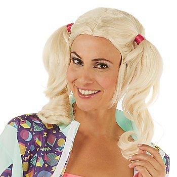 Perücke '90er-Girlie'