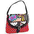 "buttinette Sac miniature ""Pop Art"", multicolore"