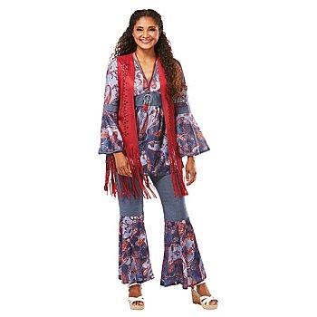 buttinette Hippie Anzug 'Fantasia' für Damen