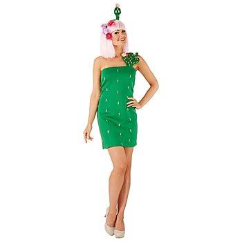 buttinette Costume de cactus pour femmes, vert