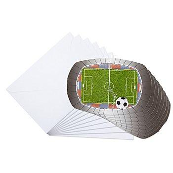 Einladung 'Fußball'