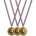 Medaillen, 3 Stück