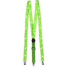LED Hosenträger, grün
