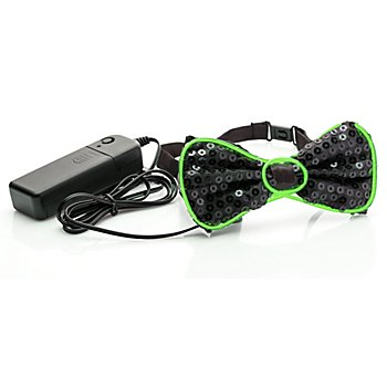 LED-Fliege, grün