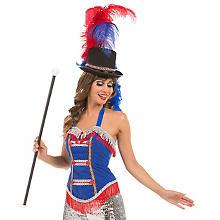 buttinette Corsage 'Zirkus'