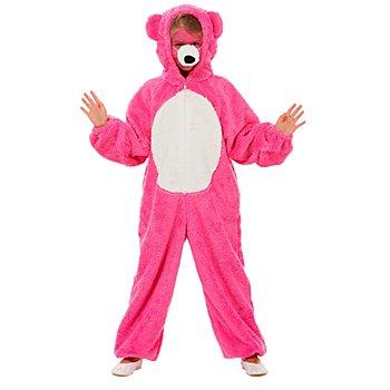 buttinette Bärchen Kostüm für Kinder, pink