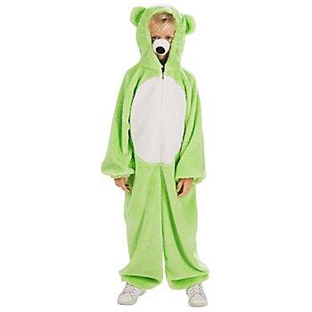 buttinette Bärchen Kostüm für Kinder, grün