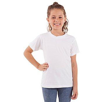 Shirt Kinder, weiss