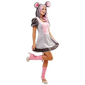 Maus-Kleid für Damen