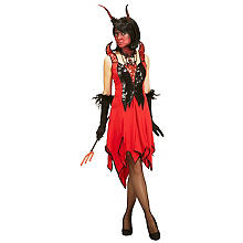 Teufel Kostum Fur Halloween Fasching Buttinette Karneval Shop
