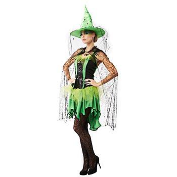 Waldfee-Kleid, grün