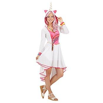 Einhorn-Kleid für Damen