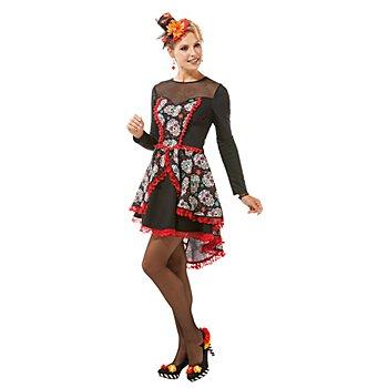 La Catrina Kleid für Damen