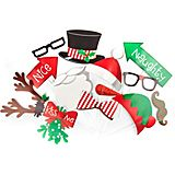 """Set Fotobox """"Weihnachten"""