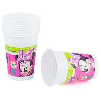 Becher 'Minnie', 8 Stück