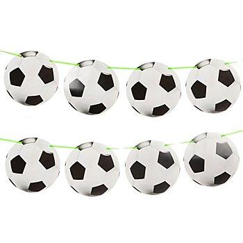 Girlande 'Fußball', 10 m