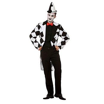 Pierrot-Frack für Herren