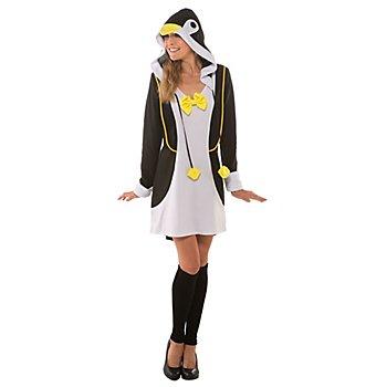 Pinguin-Kleid für Damen