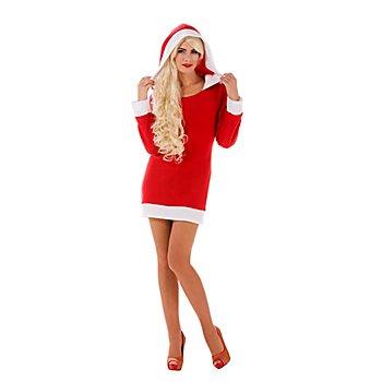 Weihnachtsfrau-Kleid
