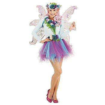 buttinette Blumenfee Kostüm