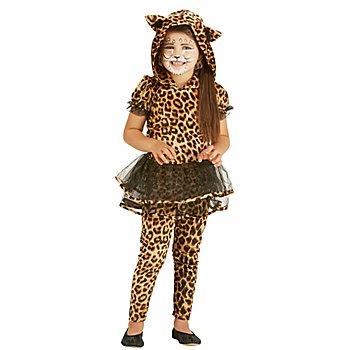 Leopardenkostüm für Kinder