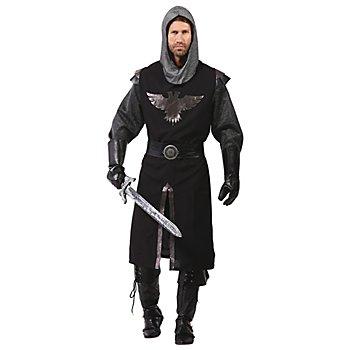 Déguisement 'chevalier noir' pour hommes