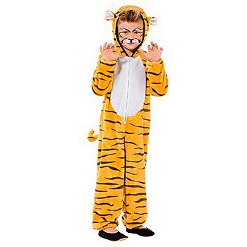 Tiger-Overall für Kinder