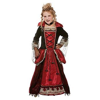 Vampirella-Kleid für Mädchen