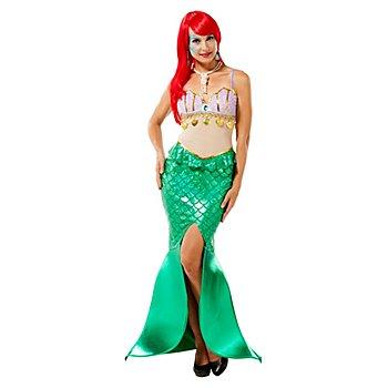 Meerjungfrau-Kostüm 'Xenia' für Damen