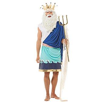Neptun-Kostüm 'Herrscher der Meere'