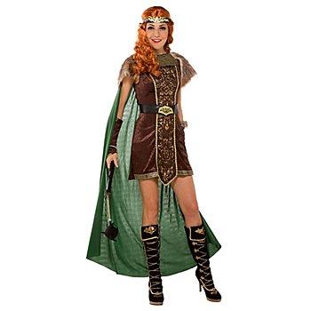 Déguisement 'viking Isgerd' pour femmes
