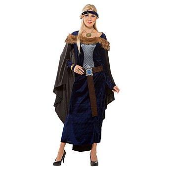 Wikinger-Kostüm 'Valgard' für Damen