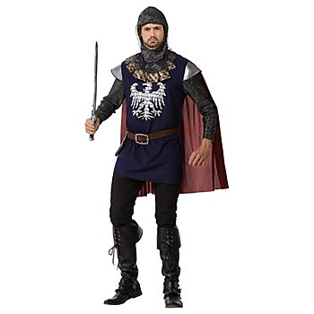 Ritterkostüm 'Edler Ritter' für Herren