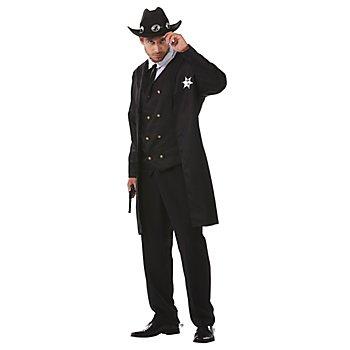 Sheriff-Kostüm für Herren