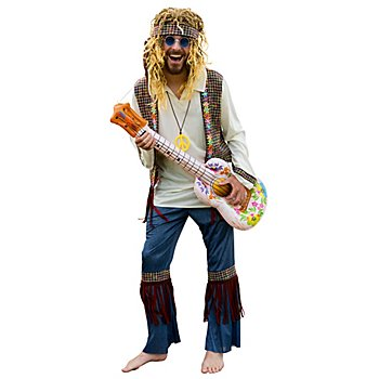 Hippie-Kostüm 'Love & Peace' für Herren