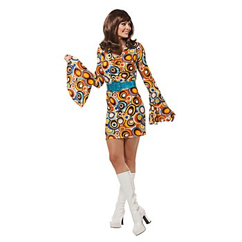 Retro-Kleid für Damen